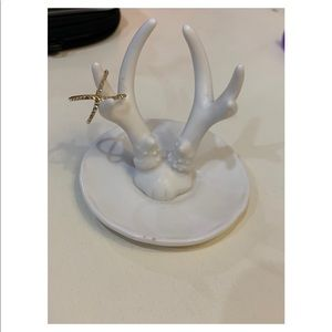 Antler Ring Holder